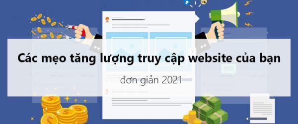 tăng lượng truy cập website